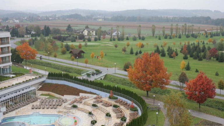 Golfclub Resort Livada Moravske Toplice