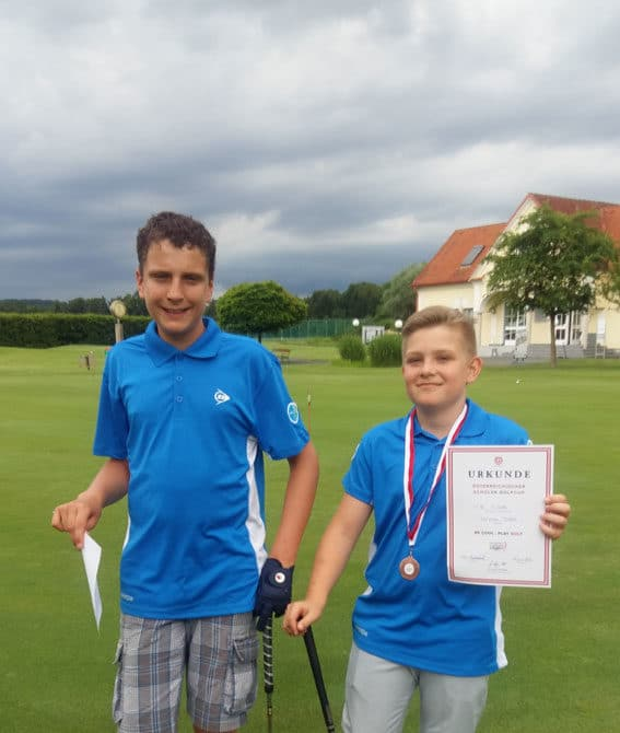 Erstes Schülercup-Turnier für Lorenz