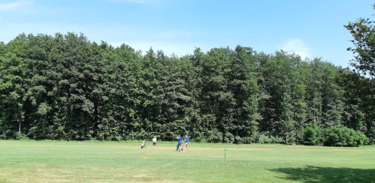 Abschlag Fairway Golf