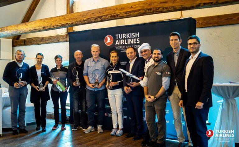 Sieg bei Turkish Airlines World Golf Cup Quali
