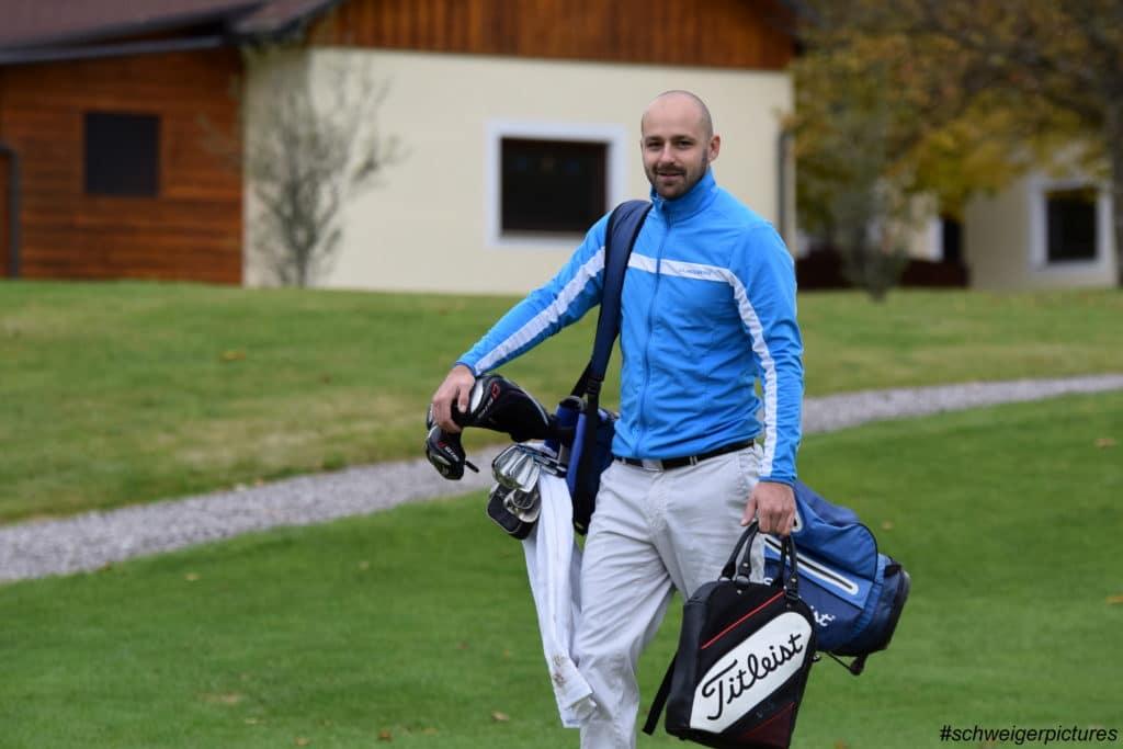 Golfprofessional Lukas Kornsteiner